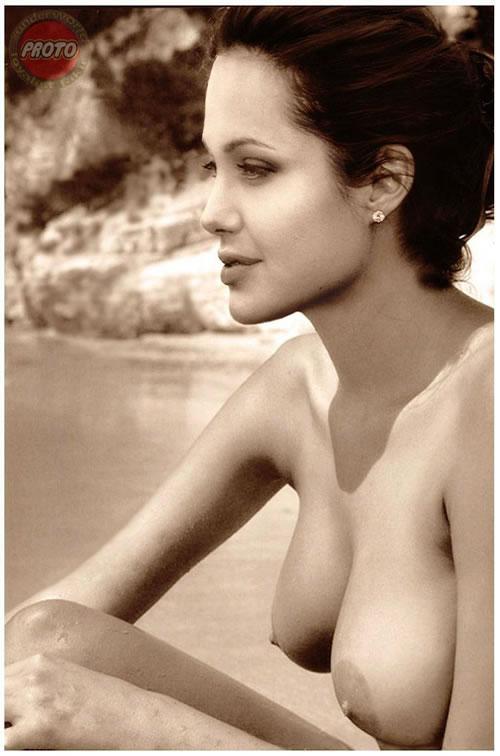 Голая Анджелина Джоли видео  XCADRCOM